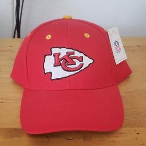 New Kansas city chiefs hat